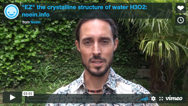 """EZ water"" the fourth phase of water: H3O2, crystalline water"