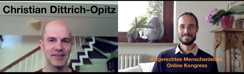 Christian Dittrich-Opitz's wichtigste Tips zur Immuunoptimierung: Artgerecht Leben Kongress