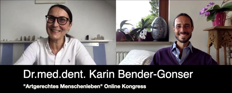 Dr. med. dent. Karin Bender Gonser und Gregori