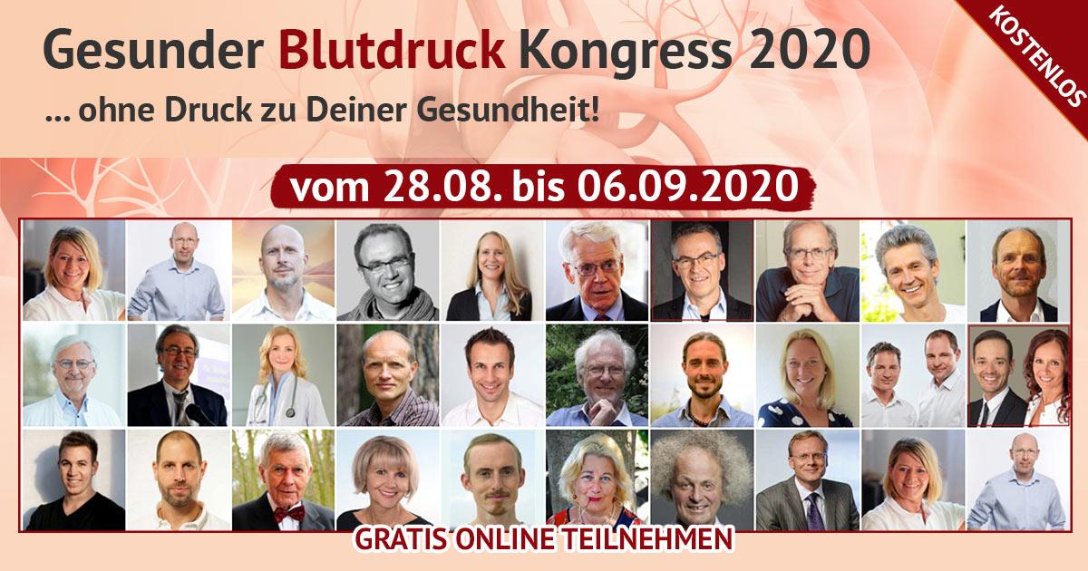 Gesunder Blutdruck Kongress 2020