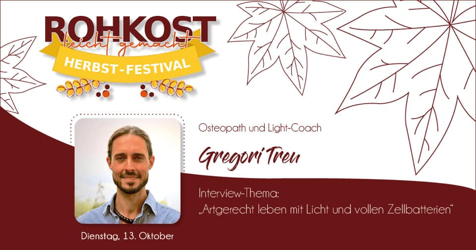 Rohkost Herbst Festival 2020